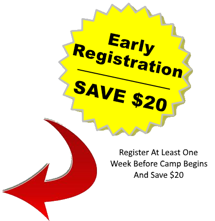 save $20 with early registration