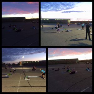 Novi Boot Camp Workout